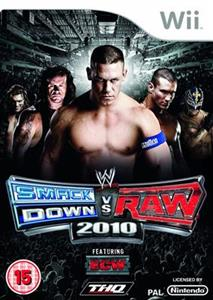 SmackDown Vs Raw 2010 Nintendo Wii