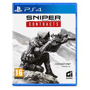 Sniper Ghost Warrior Contracts PS4