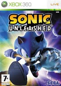 Sonic Unleashed Xbox360