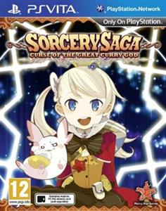 Sorcery Saga Curse Of The Great Curry God PS Vita