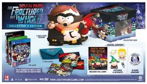 South Park The Fractured But Whole Collectors Edition PC
