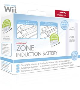 Speedlink Induction Battery Nintendo Wii