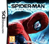 Spider Man Edge of Time Nintendo DS