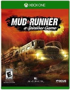 Spintires Mudrunners Xbox One