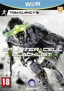 Splinter Cell Blacklist Nintendo Wii U