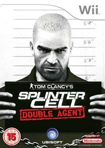 Splinter Cell Double Agent Nintendo Wii