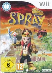 Spray Nintendo Wii