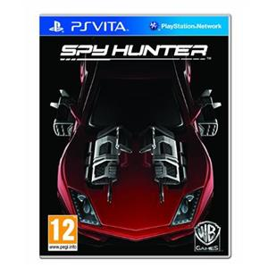 Spy Hunter PS Vita