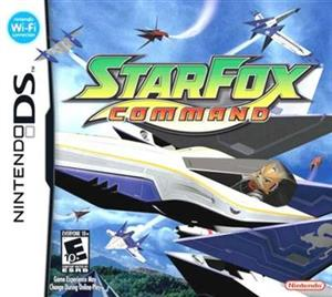 Star Fox Command Nintendo Ds