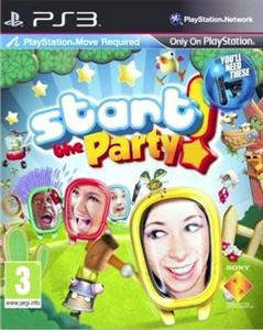 Start the Party (Move) PS3