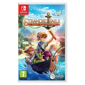 Stranded Sails Explorers Of The Cursed Islands Nintendo Switch