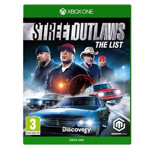 Street Outlaws The List Xbox One