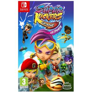 Super Kickers League Ultimate Edition Nintendo Switch