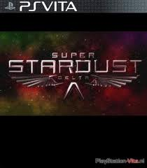 Super StarDust Delta PS Vita