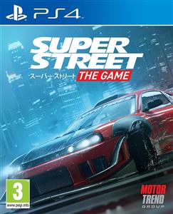 Super Street The Game PS4