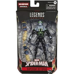 Superior Octopus (Marvel Legends) Spider-Man Action Figure