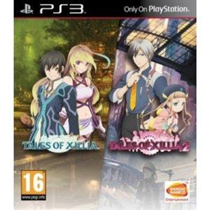 Tales of Xillia and Tales of Xillia 2 PS3