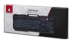 Tastatura Gaming Spartan Gear Centaur Wired PC