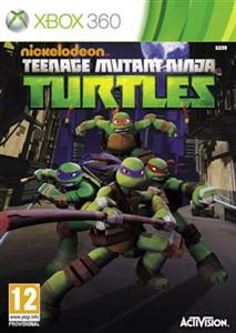 Teenage Mutant Ninja Turtles 2013 Xbox360
