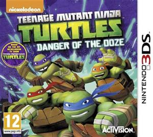 Teenage Mutant Ninja Turtles Danger Of The Ooze Nintendo 3Ds