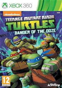 Teenage Mutant Ninja Turtles Danger Of The Ooze Xbox360