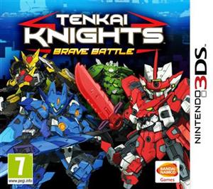 Tenkai Knights Brave Battle Nintendo 3DS