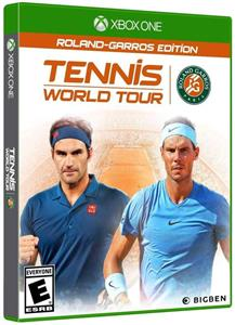 Tennis World Tour Roland Garros Xbox One
