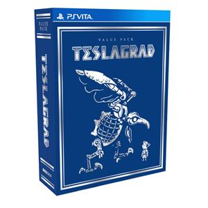 Teslagrad Value Pack PS Vita