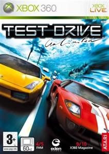 Test Drive Unlimited Xbox360