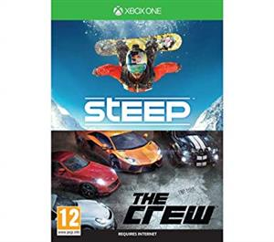 The Crew & Steep (Download Code) Xbox One