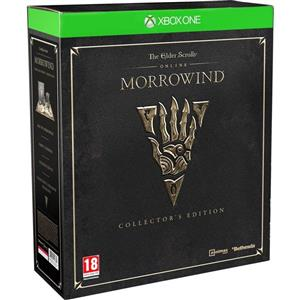 The Elder Scrolls Online Morrowind Collectors Edition Xbox One