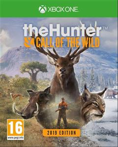 The Hunter Call of The Wild 2019 Edition Xbox One