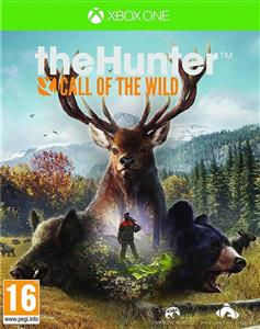 The Hunter Call of the Wild Xbox One