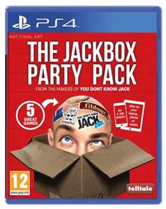 The Jackbox Games Party Pack Volume 1 PS4