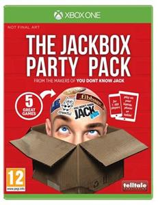 The Jackbox Games Party Pack Volume 1 Xbox One