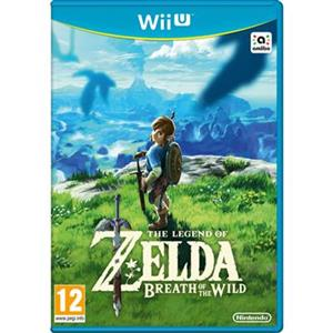 The Legend of Zelda Breath of the Wild Nintendo Wii U