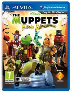 The Muppets Movie Adventures PS Vita