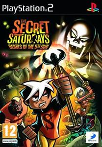 The Secret Saturdays Beasts Of The 5Th Sun Ps2