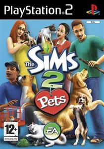 The Sims 2 Pets Ps2