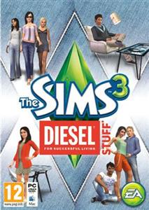 The Sims 3 Diesel Stuff Pack PC