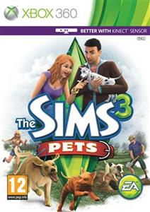The Sims 3 Pets (Kinect) Xbox360
