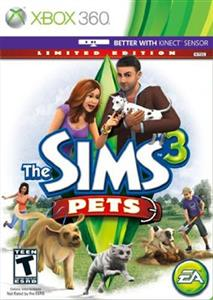 The Sims 3 Pets Limited Edition (Kinect) Xbox360