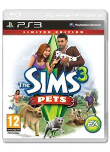 The Sims 3 Pets Limited Edition Ps3