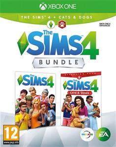 The Sims 4 + Cats & Dogs Xbox One