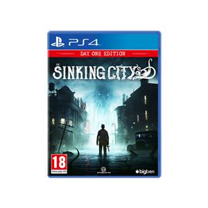 The Sinking City Day One Edition PS4