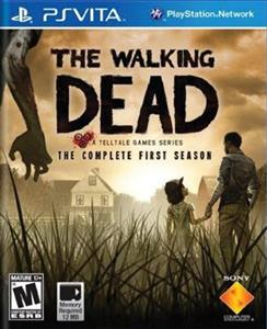 The Walking Dead A Telltale Games Series Ps Vita