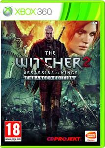 The Witcher 2 Assassins Of Kings Enhanced Edition Xbox360