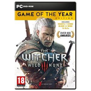 The Witcher 3 Wild Hunt Game of the Year Pc