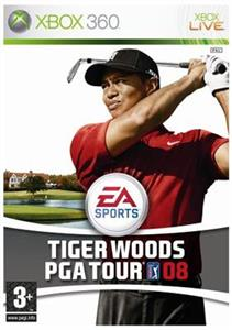 Tiger Woods PGA Tour 08 Xbox360