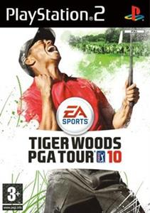 Tiger Woods PGA Tour 10 Ps2